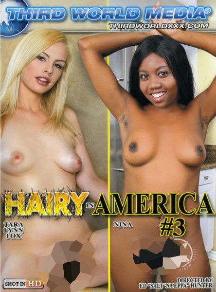 Hairy in America #3
